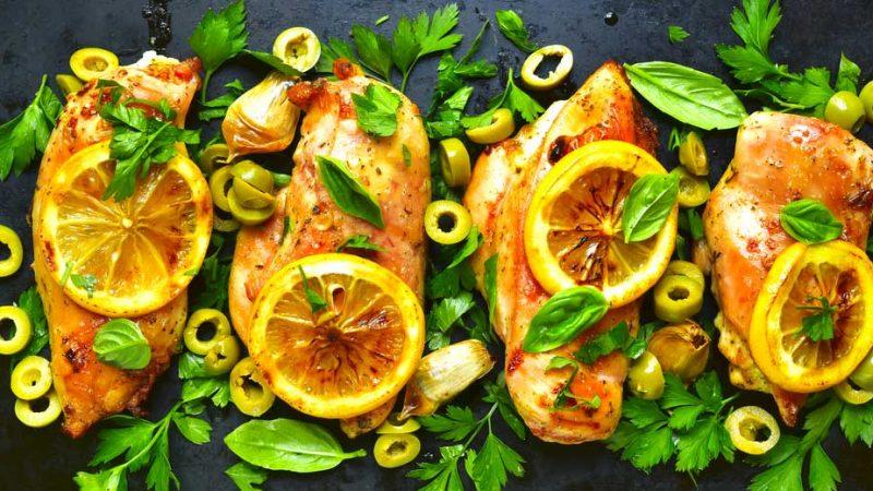 14 recettes salées aux agrumes