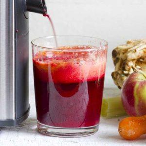 5 recettes de jus détox à faire avec un extracteur