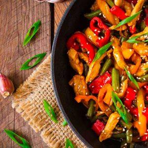 Comment cuisiner au wok ?
