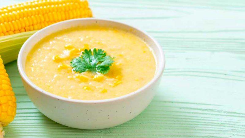 Tout savoir sur le maïs + recette velouté maïs et lait de coco