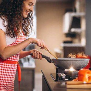 Cuisiner en gardant la ligne : Nos conseils
